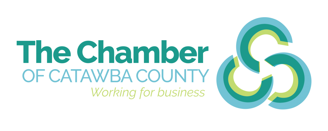 Chamber Catawba County Logo Horizontal